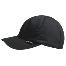 Gottmann Monaco-G Gore-Tex® Hat - UPF 40+, Waterproof (For Men) in Black - Closeouts