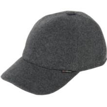 Gottmann Polo Baseball Cap - Wool, Ear Flaps (For Men) in Grey - Closeouts