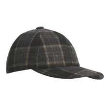 Gottmann Polo Gore-Tex® Baseball Cap - Waterproof (For Men) in Plaid - Closeouts