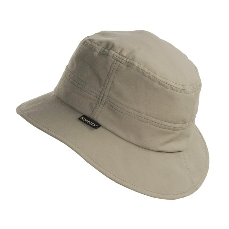 Gottmann Rainhat-G Gore-Tex® Hat - Waterproof (For Men and Women) in Khaki