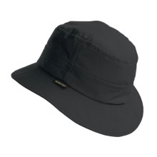 Gottmann Rainhat-G Gore-Tex® Hat - Waterproof, UPF 40+ (For Men and Women) in Black - Closeouts