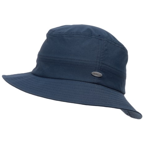 Gottmann Water Repellent Bucket Rain Hat (For Men)