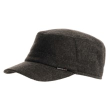 Gottmann Wool Army Hat with Ear Flaps (For Men) in Brown - Closeouts
