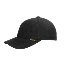 Gottmann Wool Gore-Tex® Baseball Cap - Waterproof (For Men and Women) in Anthracite - Closeouts