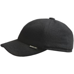 Gottmann Wool Gore-Tex® Baseball Cap - Waterproof (For Men and Women) in Brown