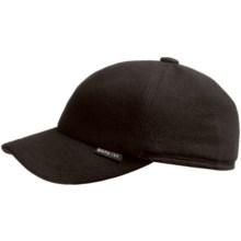 Gottmann Wool Gore-Tex® Baseball Cap - Waterproof (For Men and Women) in Brown - Closeouts