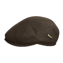 Gottmann Wool Gore-Tex® Driving Hat - Waterproof (For Men) in Brown - Closeouts