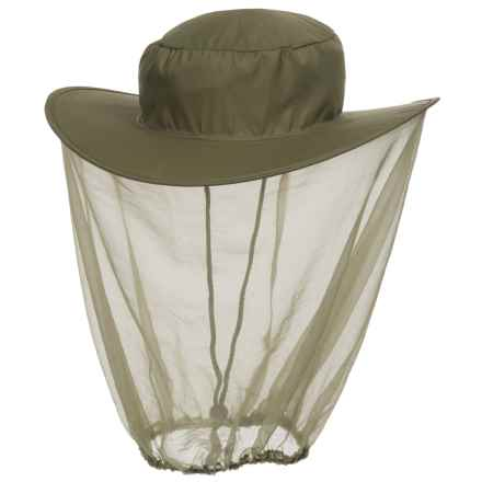 Grabber Pop-Up Field Hat/Headnet in Green - Closeouts