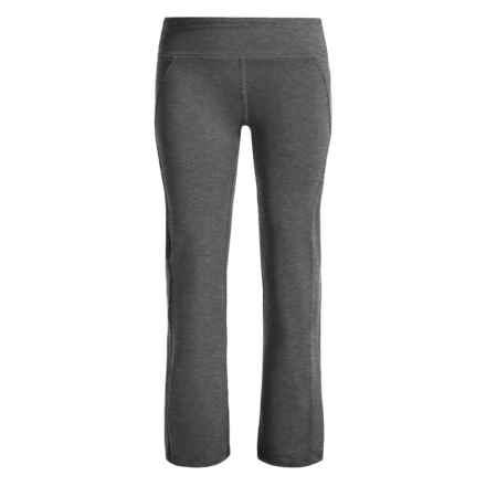 Gracie by Soybu Little Caboose Active Pants (For Little and Big Girls) in Storm Heather - Closeouts