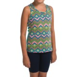 Gracie by Soybu Macy Tank Top - Built-In Shelf Bra, Racerback (For Little and Big Girls)