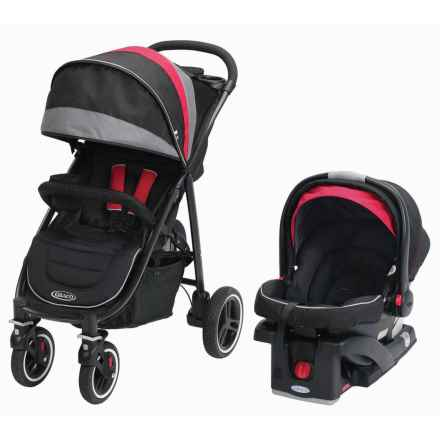 Graco Aire4 XT Travel System Stroller in Marco - Closeouts