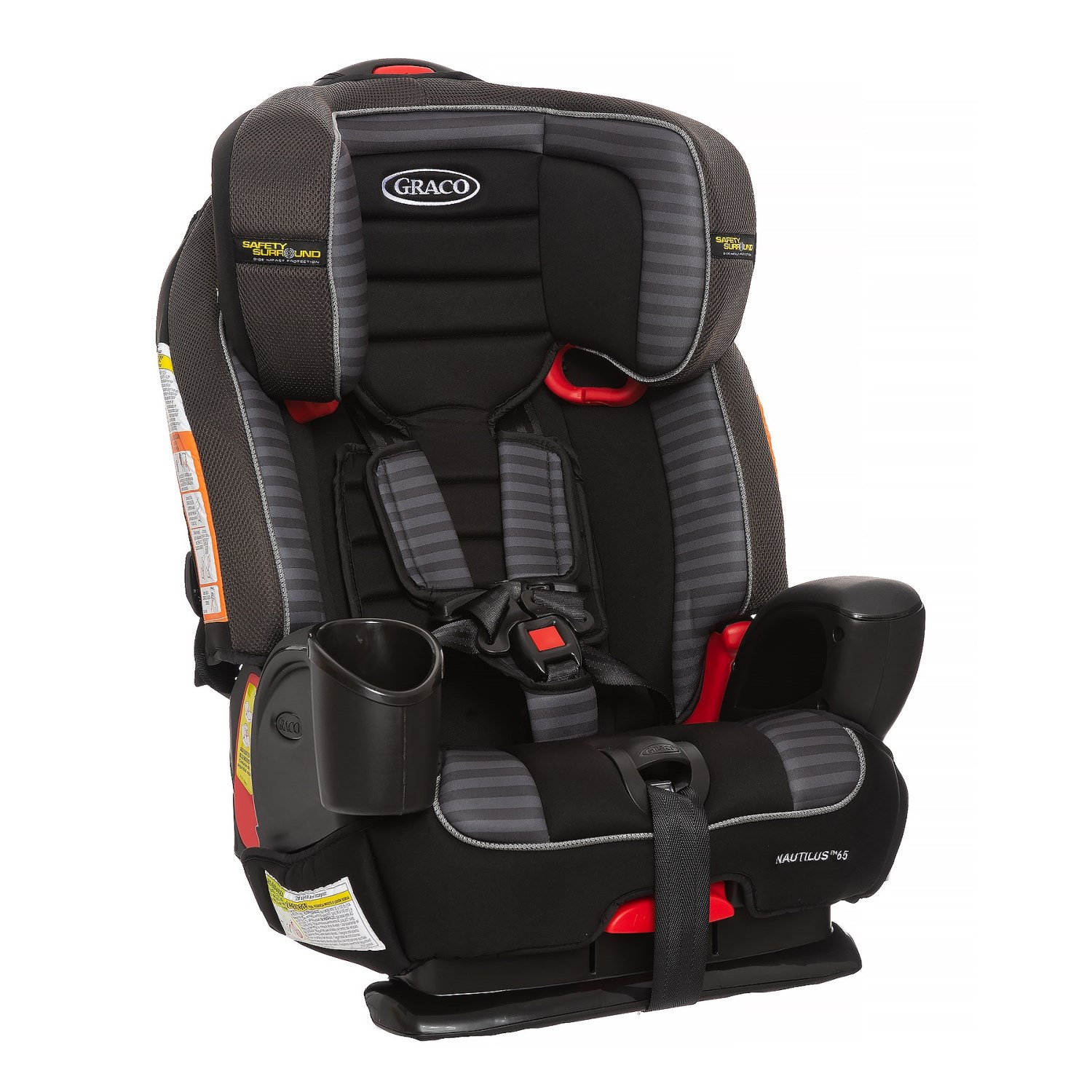 Graco Nautilus 3 In 1 Car Seat With Safety Surround >> Graco Lustre Nautilus 65 3 In 1 Harness Booster Seat