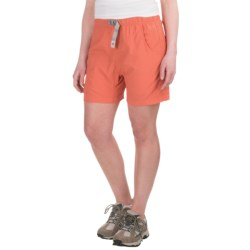 Gramicci's Quick Dry 2 G Shorts - UPF 30 (For Women) in Arizona Orange