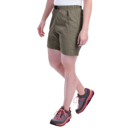 Gramicci's Quick Dry 2 G Shorts - UPF 30 (For Women) in Bungee Cord