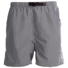 Gramicci's Quick Dry 2 G Shorts - UPF 30 (For Women) in Pebble - Closeouts