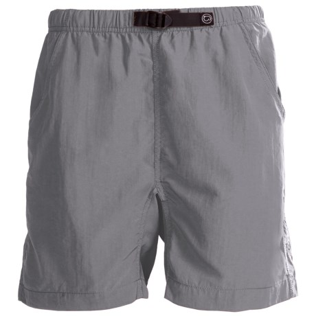 Gramicci's Quick Dry 2 G Shorts - UPF 30 (For Women) in Pebble