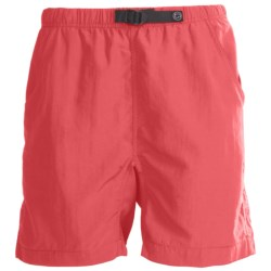 Gramicci's Quick Dry 2 G Shorts - UPF 30 (For Women) in Rose Of Sharon