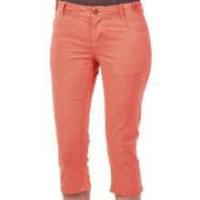 Gramicci Adrienne Capris (For Women) in Arizona Orange - Closeouts