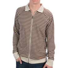 Gramicci Albion Delancy Sweatshirt - French Terry, Full Zip (For Men) in Chesnut Brown - Closeouts