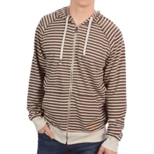 Gramicci Albion Rockaway Hoodie (For Men) in Chesnut Brown - Closeouts