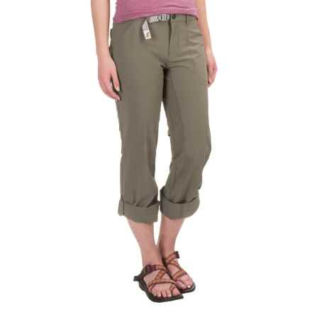 Gramicci Alder Roll-Up Pants (For Women) in Bungee Cord - Closeouts