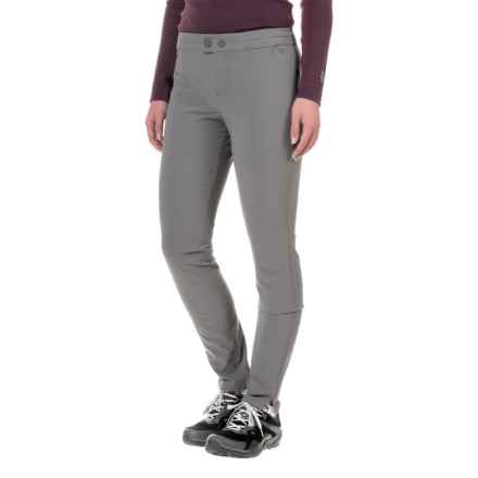 Gramicci All Day Skinny High-Performance Pants (For Women) in Asphalt Grey - Closeouts