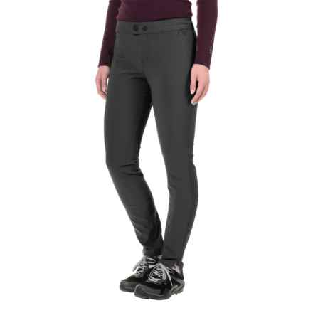 Gramicci All Day Skinny High-Performance Pants (For Women) in Black - Closeouts