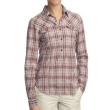 Gramicci Amari Mayumi Shirt - Long Sleeve (For Women) in Rose Taupe - Closeouts