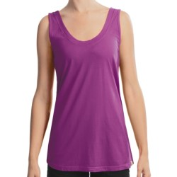 Gramicci Anya Jersey Tank - Daytona Slub Knit (For Women) in Rasberry Rose