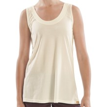 Gramicci Anya Jersey Tank - Daytona Slub Knit (For Women) in Star White - Closeouts