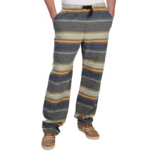 Gramicci Apache G Flannel Pants - UPF 50 (For Men) in Flannel Grey - Closeouts