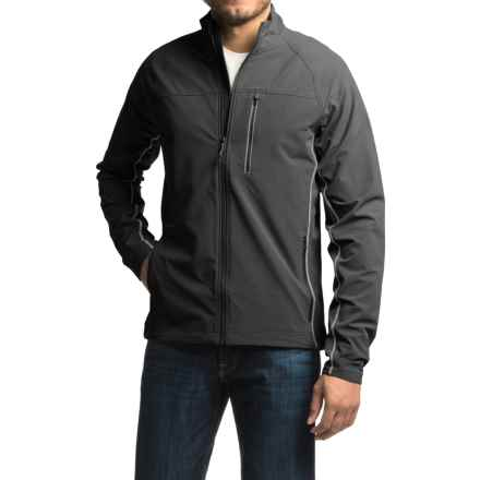 Gramicci Apricity Trail Full-Zip Jacket (For Men) in Black - Closeouts