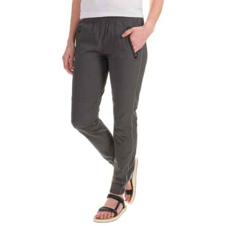 Gramicci Apricity Trail Pants (For Women) in Asphalt Grey - Closeouts