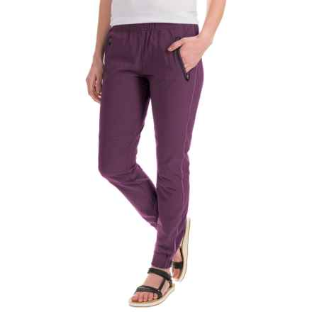 Gramicci Apricity Trail Pants (For Women) in Purple Rein - Closeouts