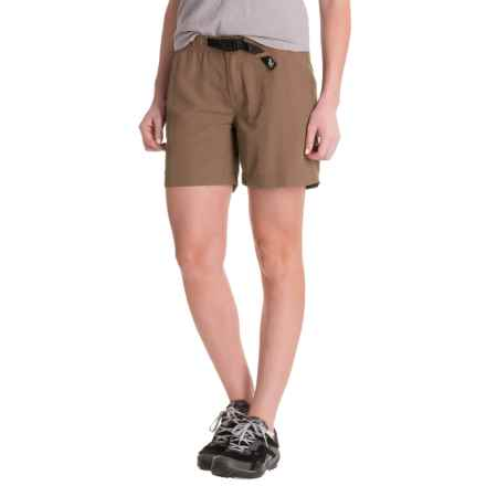Gramicci Around Town Shorts (For Women) in Beach Khaki - Closeouts