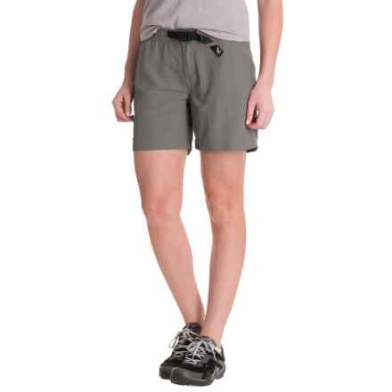 Gramicci Around Town Shorts (For Women) in J Grey - Closeouts