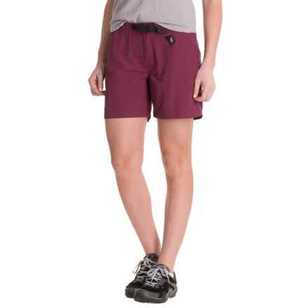 Gramicci Around Town Shorts (For Women) in Purple Passion - Closeouts