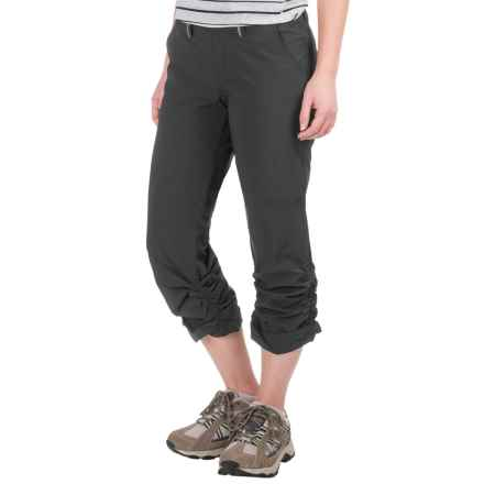 Gramicci Aubrey Pants (For Women) in Black - Closeouts