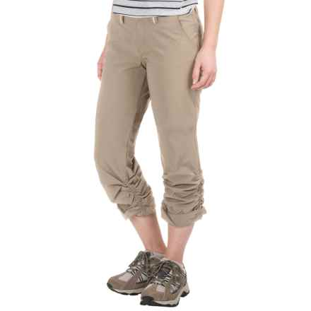 Gramicci Aubrey Pants (For Women) in Cobblestone - Closeouts