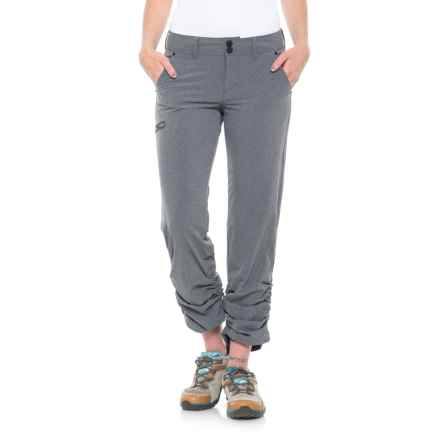 Gramicci Aubrey Pants (For Women) in Heather Grey - Closeouts