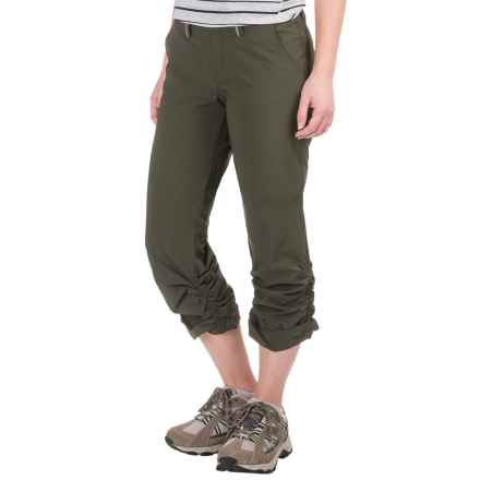 Gramicci Aubrey Pants (For Women) in Hunter - Closeouts