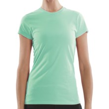 Gramicci Belle T-Shirt - Organic Cotton, Short Sleeve (For Women) in Cockatoo - Closeouts