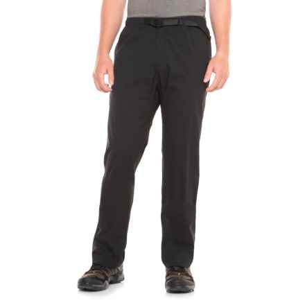 Gramicci Black Rockin' Sport Pants (For Men) in Black - Closeouts