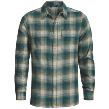 Gramicci Blacksburg Plaid Shirt - Flannel, Long Sleeve (For Men) in Corsair - Closeouts