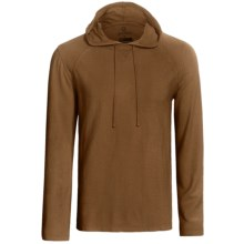 Gramicci Bridger Hooded Pullover - UPF 20, Long Sleeve (For Men) in Coconut Brown - Closeouts