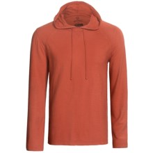 Gramicci Bridger Hooded Pullover - UPF 20, Long Sleeve (For Men) in Rusty Red - Closeouts