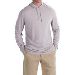 Gramicci Bridger Hooded Sweatshirt - UPF 20, Long Sleeve (For Men) in Cloudy Grey