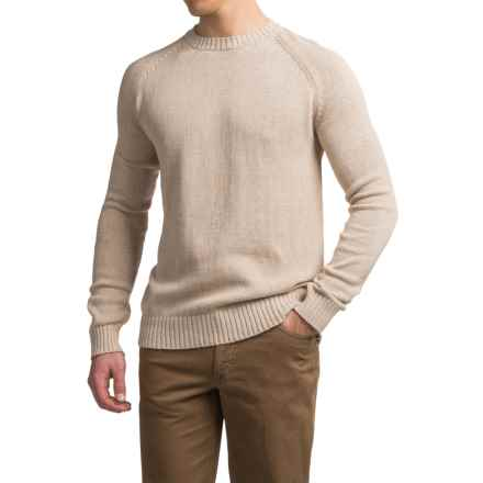 Gramicci Chopping Wood Sweater - Organic Cotton-Hemp (For Men) in Flax - Closeouts