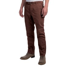 Gramicci Christopher Creek Pants - Cotton Twill (For Men) in Red Earth - Closeouts
