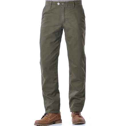 Gramicci Christopher Creek Pants - UPF 20 (For Men) in Fatigue Green - Closeouts